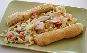 Whole-Wheat Pasta With Chicken